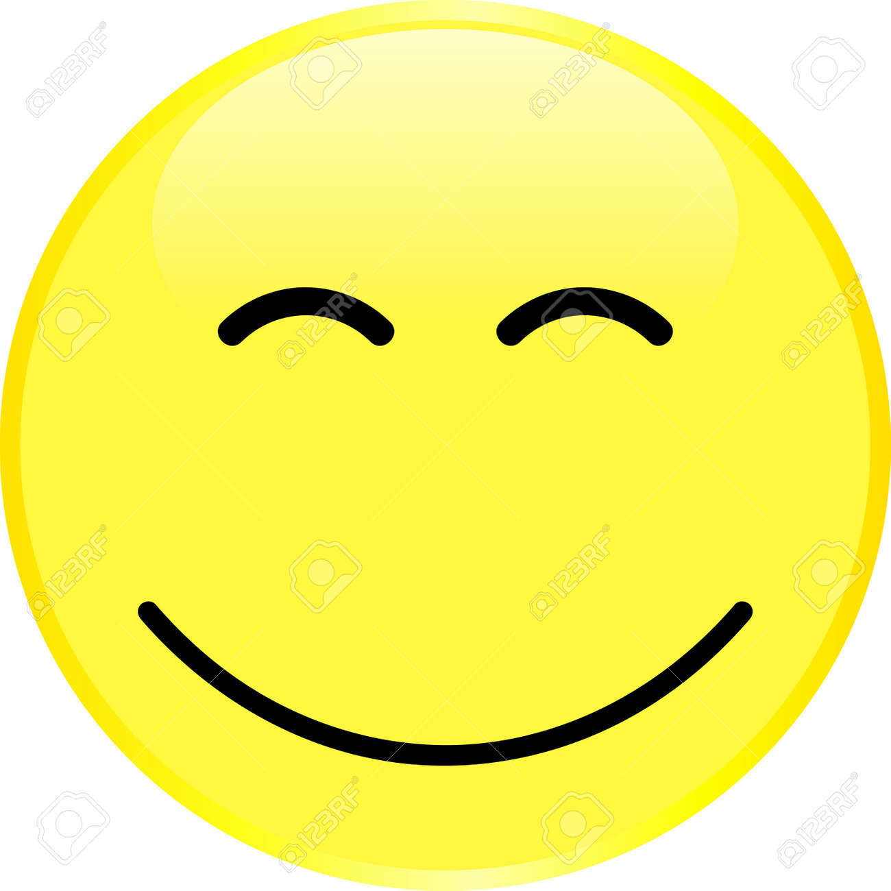 smiley face with a positive emotion vector royalty free cliparts rh 123rf com vector smiley face free download vector smiley face pack