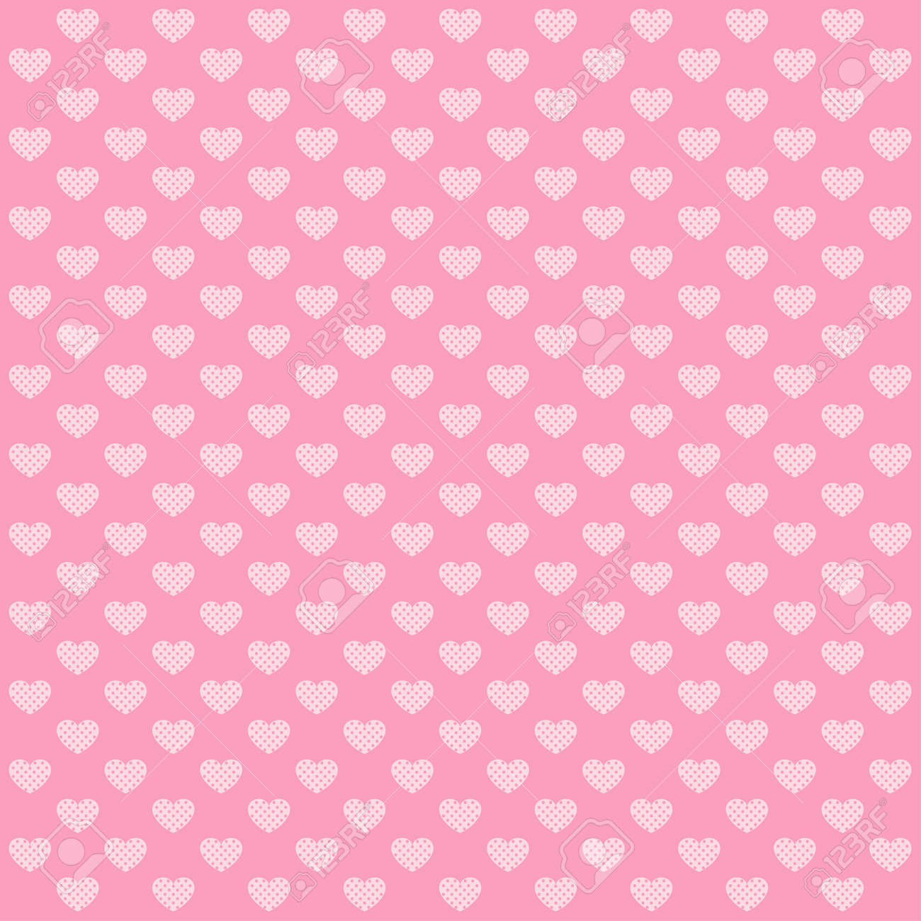 cute hearts pattern pink love background vector image royalty free cliparts vectors and stock illustration image 51151102 cute hearts pattern pink love background vector image