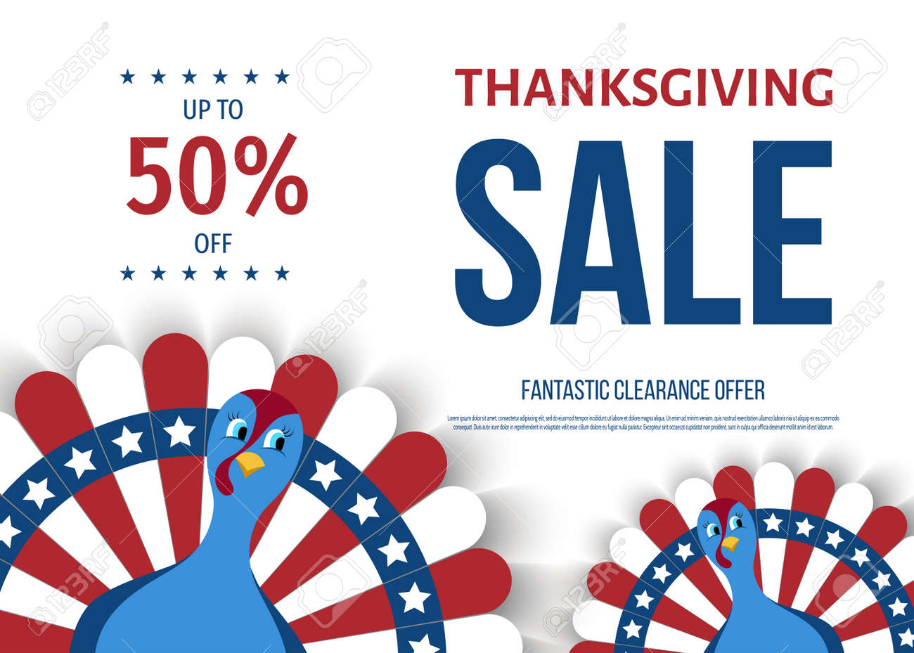 Agriculture Clipart of a Cute Patriotic Uncle Sam Turkey Waving an American  Flag on Independence Day by Dennis Holmes Designs - #144