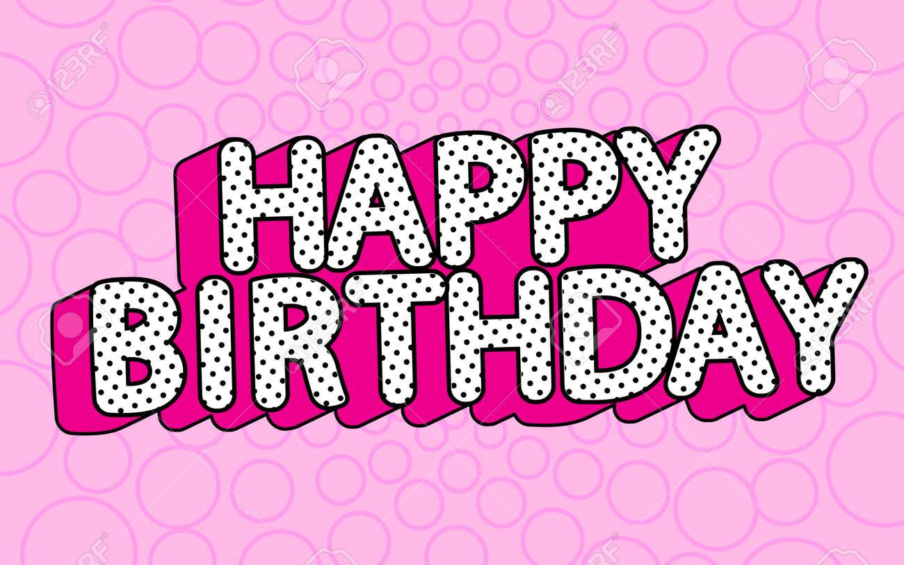 Lol Doll Surprise Happy Birthday Banner Picture For Birth Invite