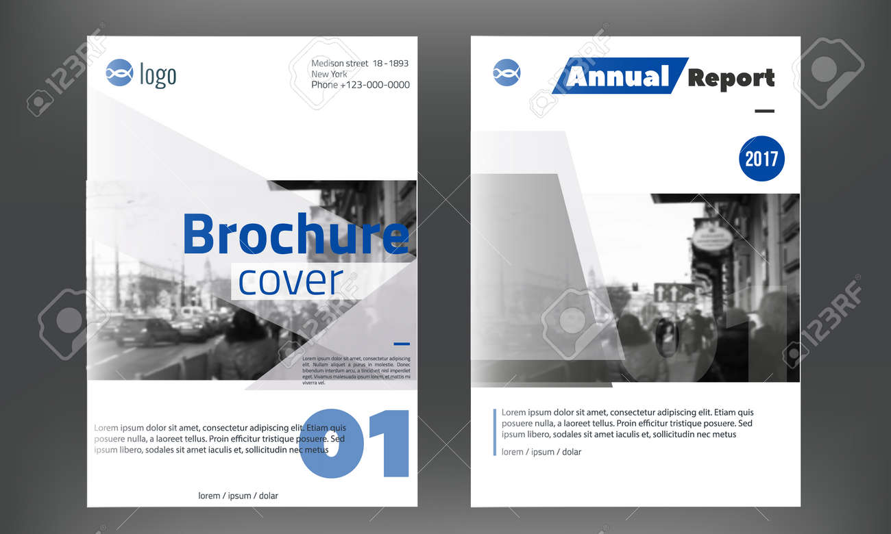 professional report cover