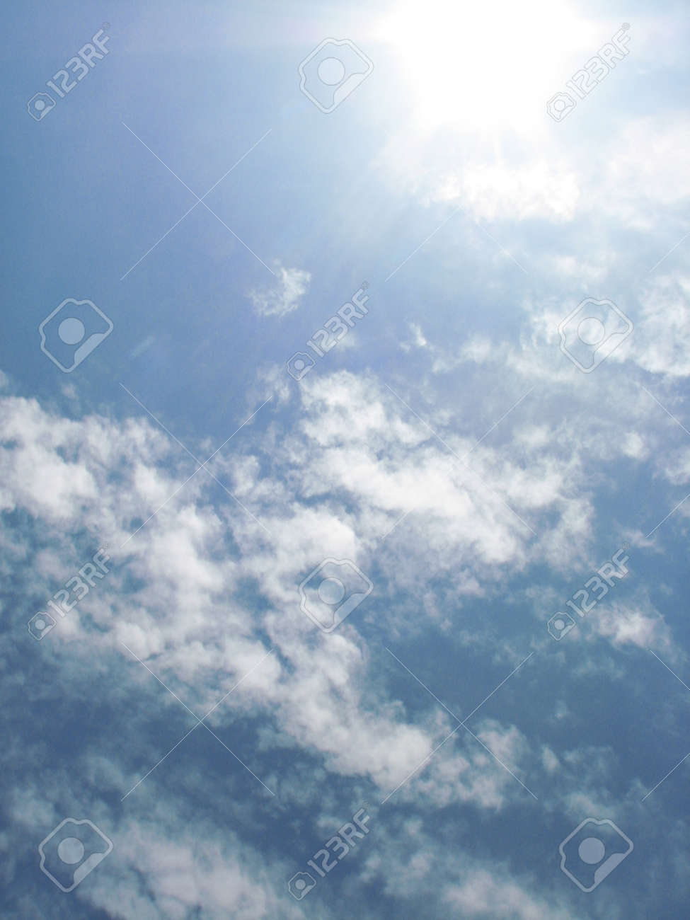 The Sky Is A Symbol Of Dreams Stock Photo Picture And Royalty Free