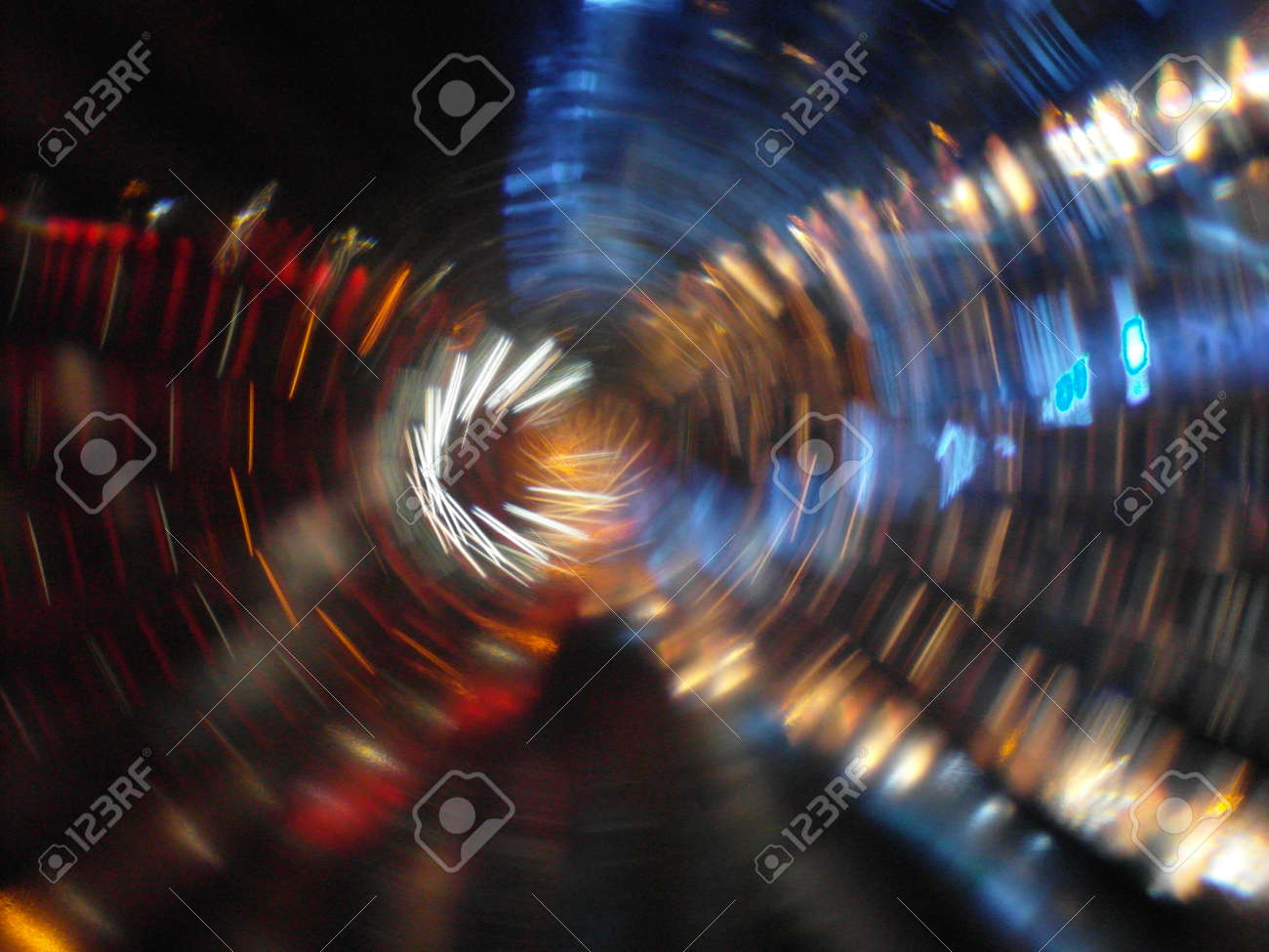 Energetic abstract background