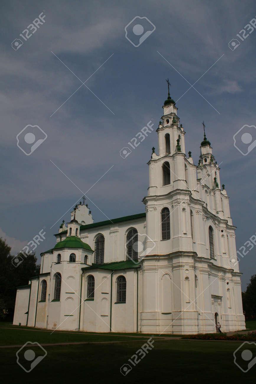 ソフィア大聖堂。ポラツク、ベラ...