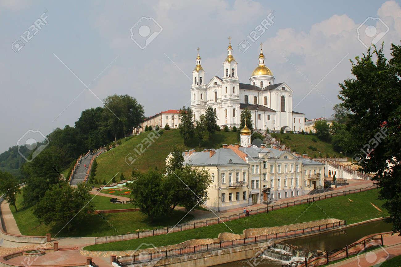 聖霊修道院、聖母被昇天大聖堂。...