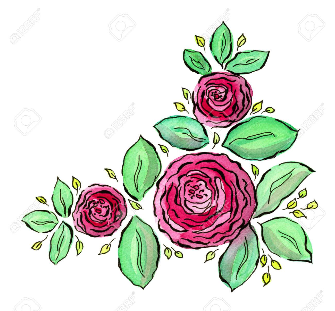 Dibujo Rosas Tumblr