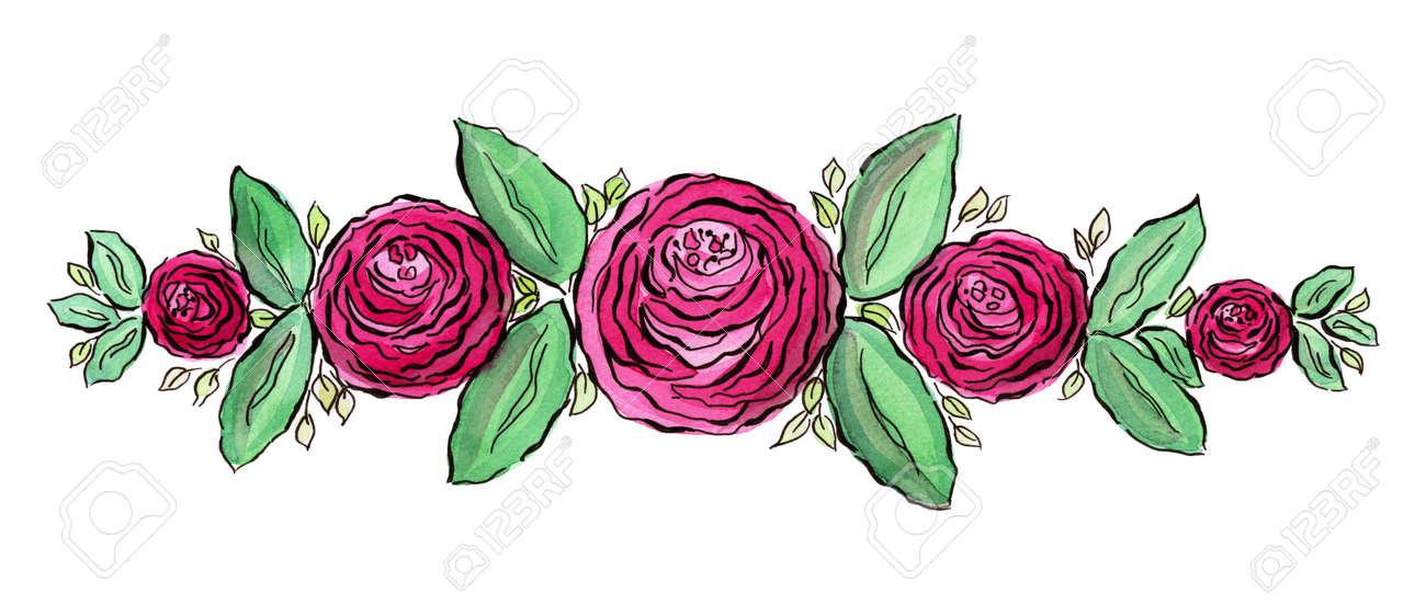 Dorable Hermosas Flores Marcos De Fotos Friso - Ideas de Arte ...