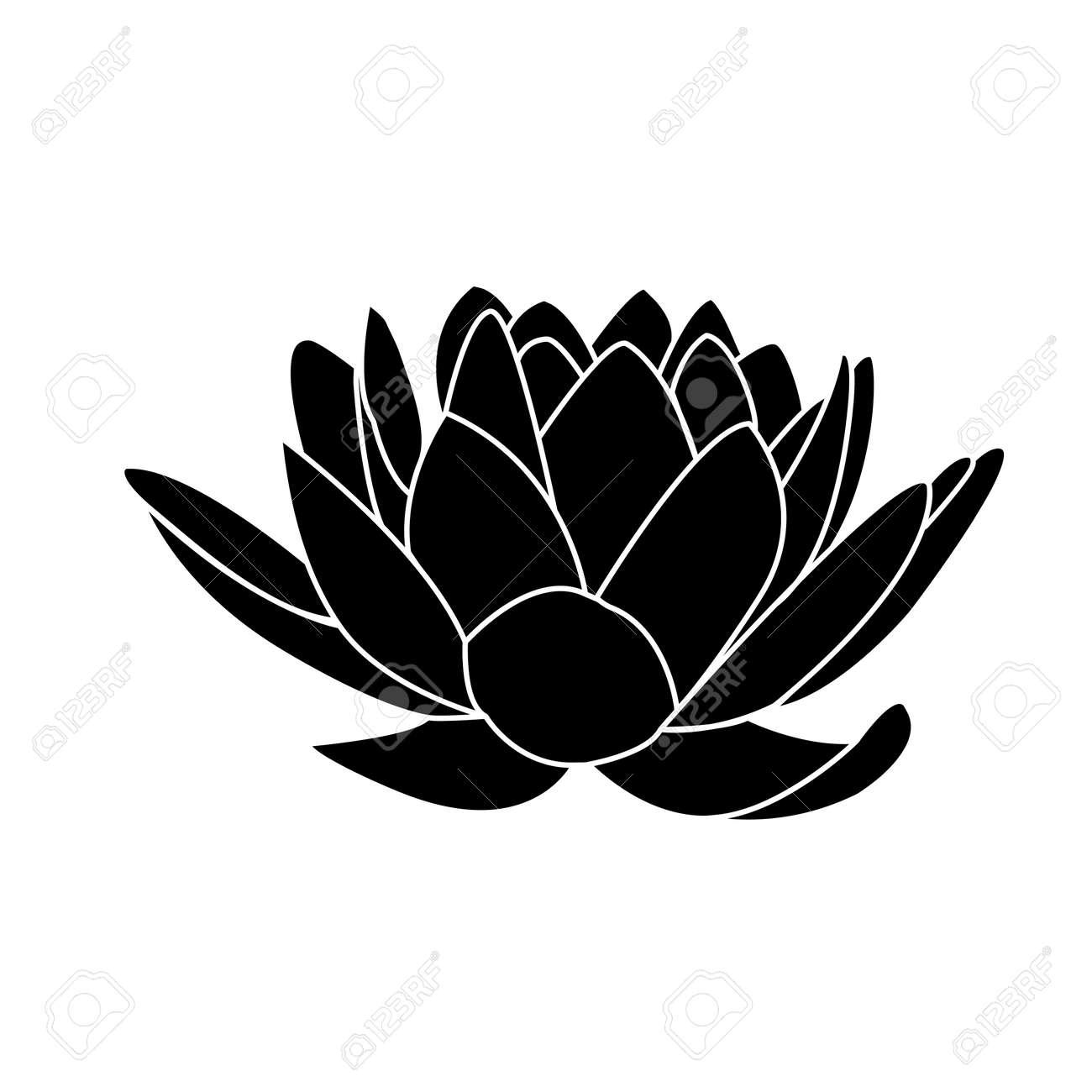 Lotus Flower Logo Stock Photos Royalty Free Lotus Flower Logo Images