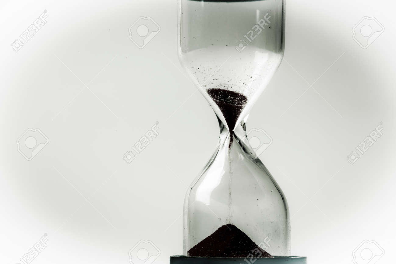 Image result for hourglass running out of time