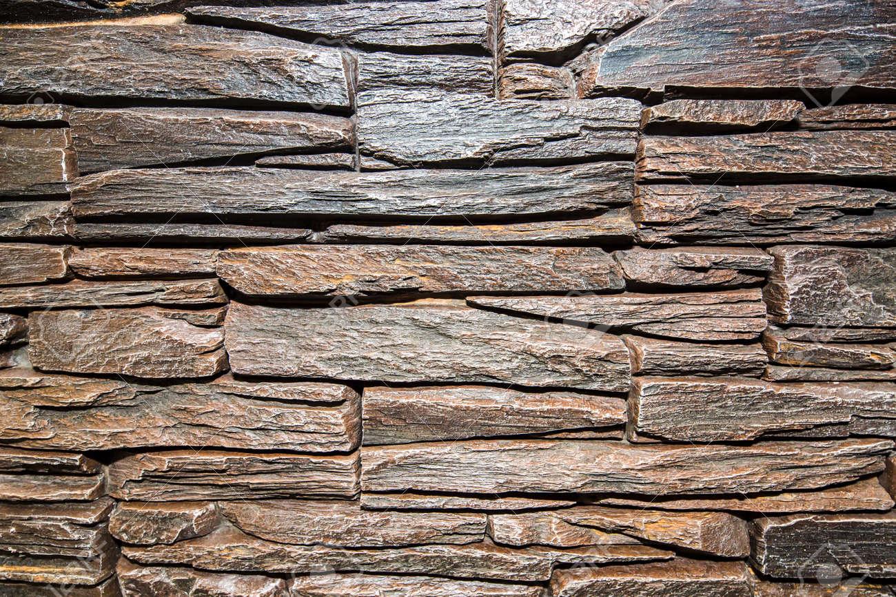 Moderna Pared De Piedra Decorativa Para Decoracion Exterior De - Piedra-decoracion