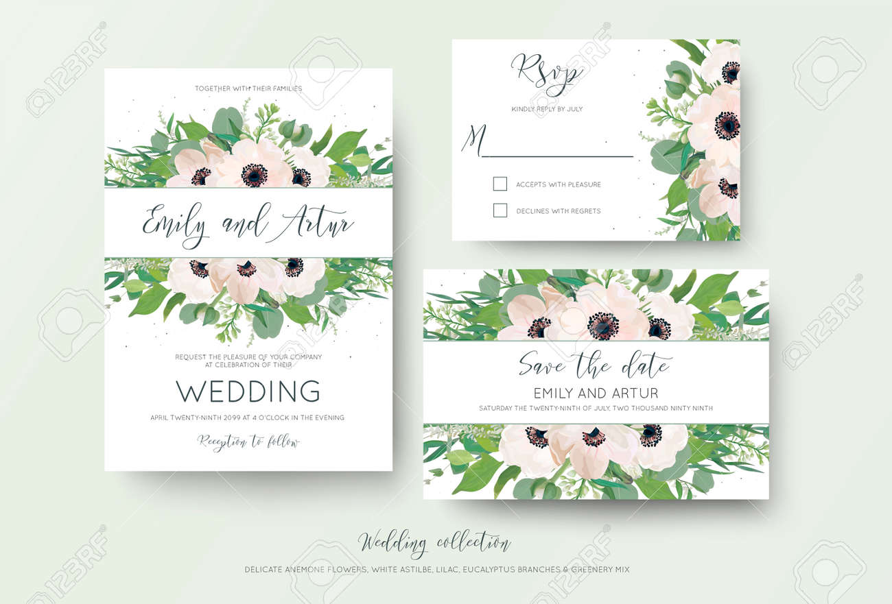 Wedding Invite, Invitation, Save The Date, Rsvp Thank You Card ...