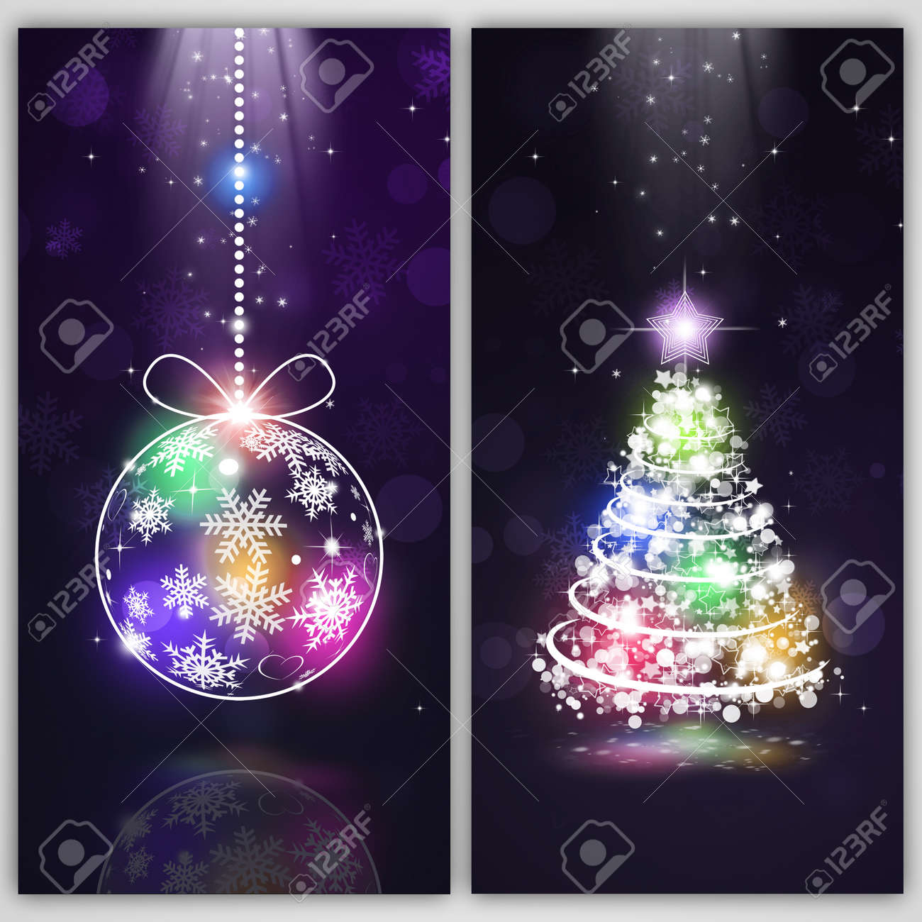 Winter Holiday Banners Noble Banners