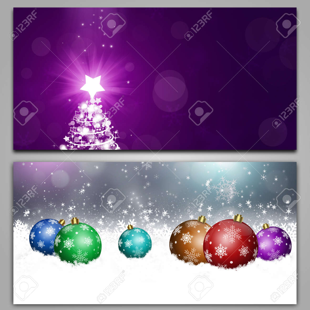 Winter Holiday Banners Ghost Recon Banners