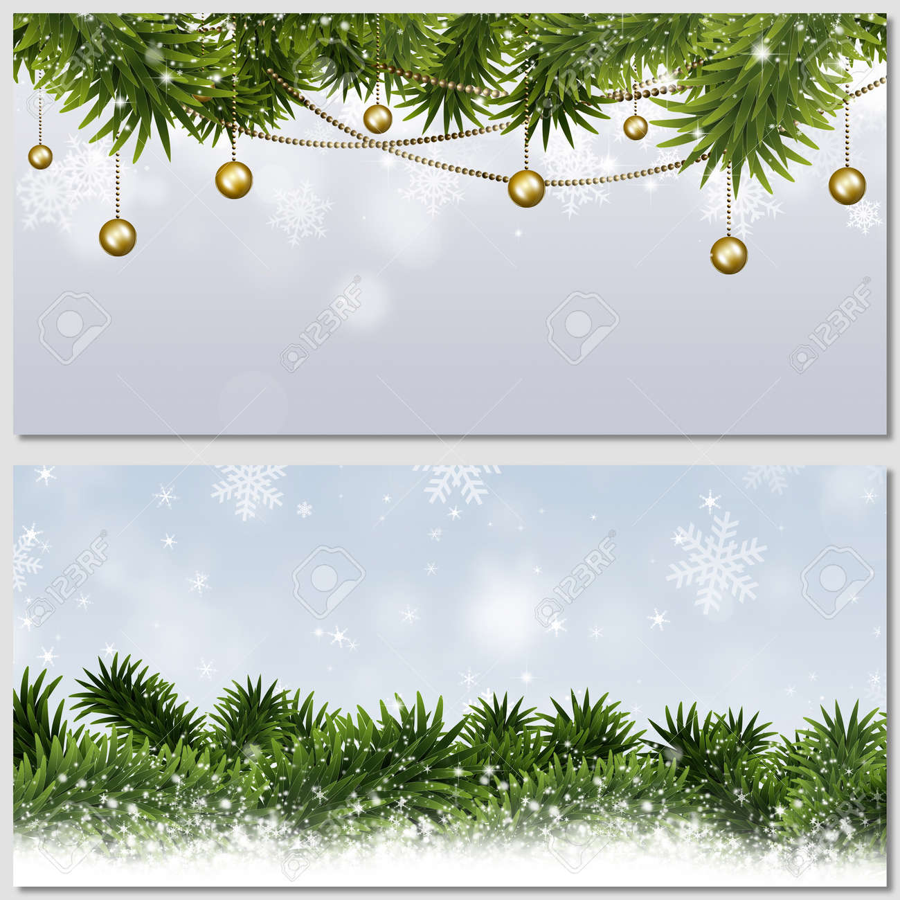 Winter Holiday Banners Mobile Samsung Banners