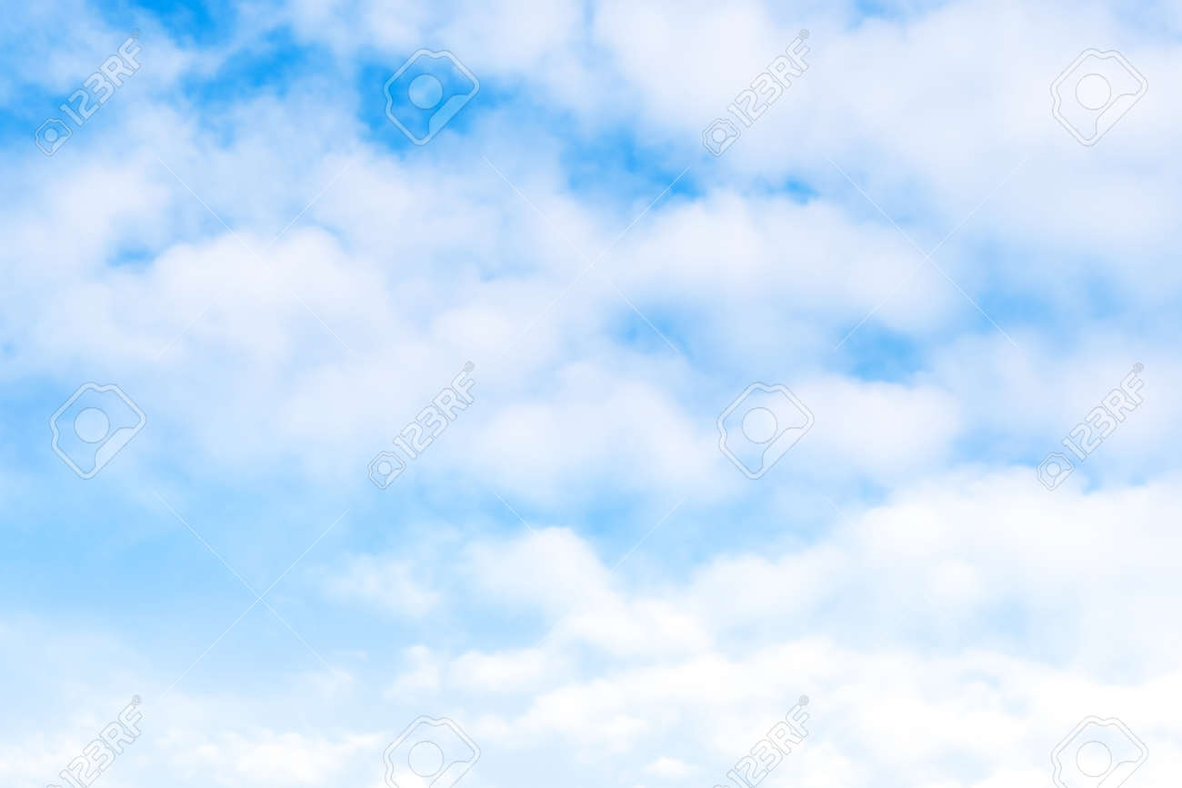 Beautiful White Clouds With Blue Sky Color Shade Gradient From Stock Photo Picture And Royalty Free Image Image 115671046