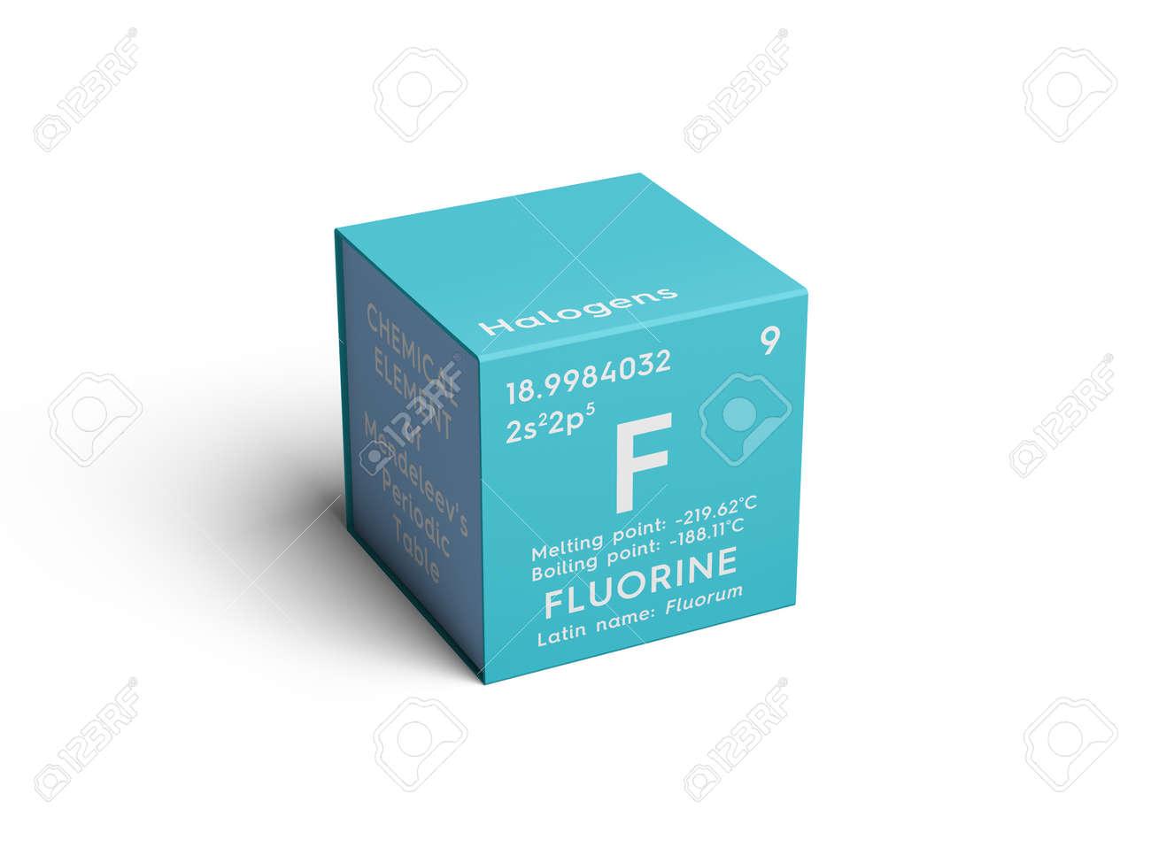 Flor halgenos elemento qumico de la tabla peridica de flor halgenos elemento qumico de la tabla peridica de mendeleev flor en un urtaz Choice Image