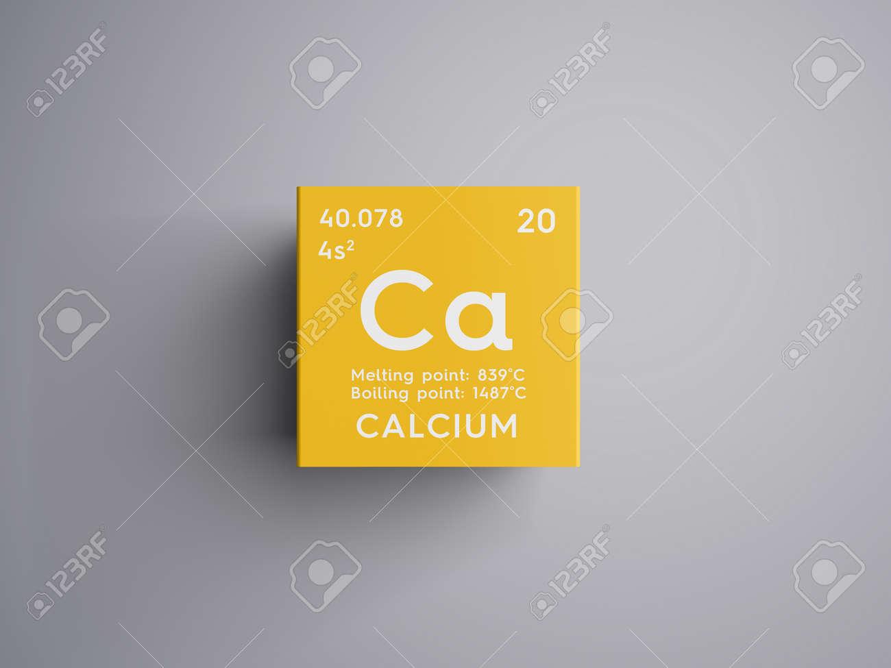 Calcium alkaline earth metals chemical element of mendeleevs alkaline earth metals chemical element of mendeleevs periodic table calcium in square urtaz Gallery