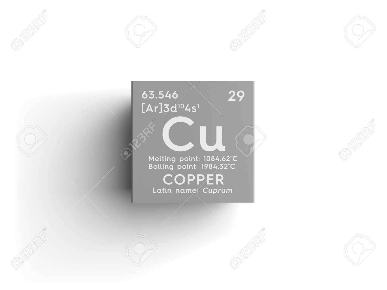 Copper cuprum transition metals chemical element of mendeleevs copper cuprum transition metals chemical element of mendeleevs periodic table copper in urtaz Choice Image