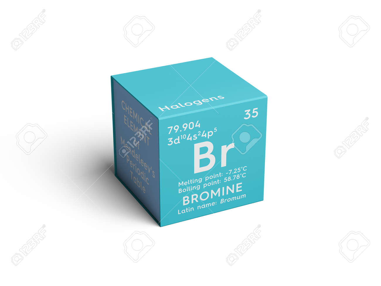 Bromine periodic table gallery periodic table images periodic table bromine choice image periodic table images bromine bromum halogens chemical element of mendeleevs bromine gamestrikefo Gallery