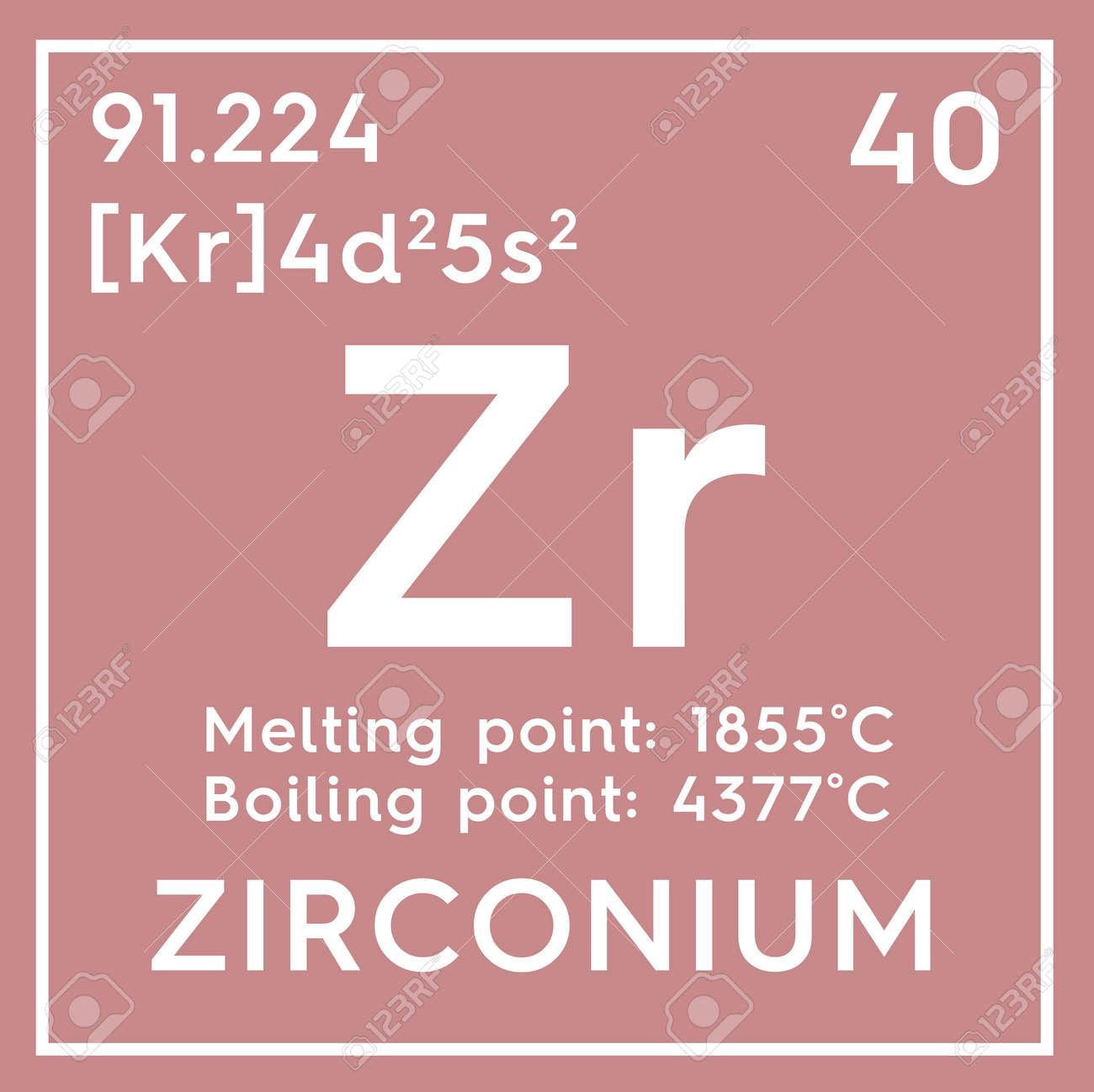 Circonio metales de transicin elemento qumico de la tabla circonio metales de transicin elemento qumico de la tabla peridica de mendeleev zirconio urtaz Choice Image