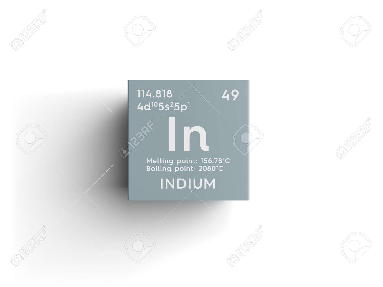Wallpapers for indium symbol wallpapers showallpapers periodic table indium image collections periodic table images gamestrikefo Gallery