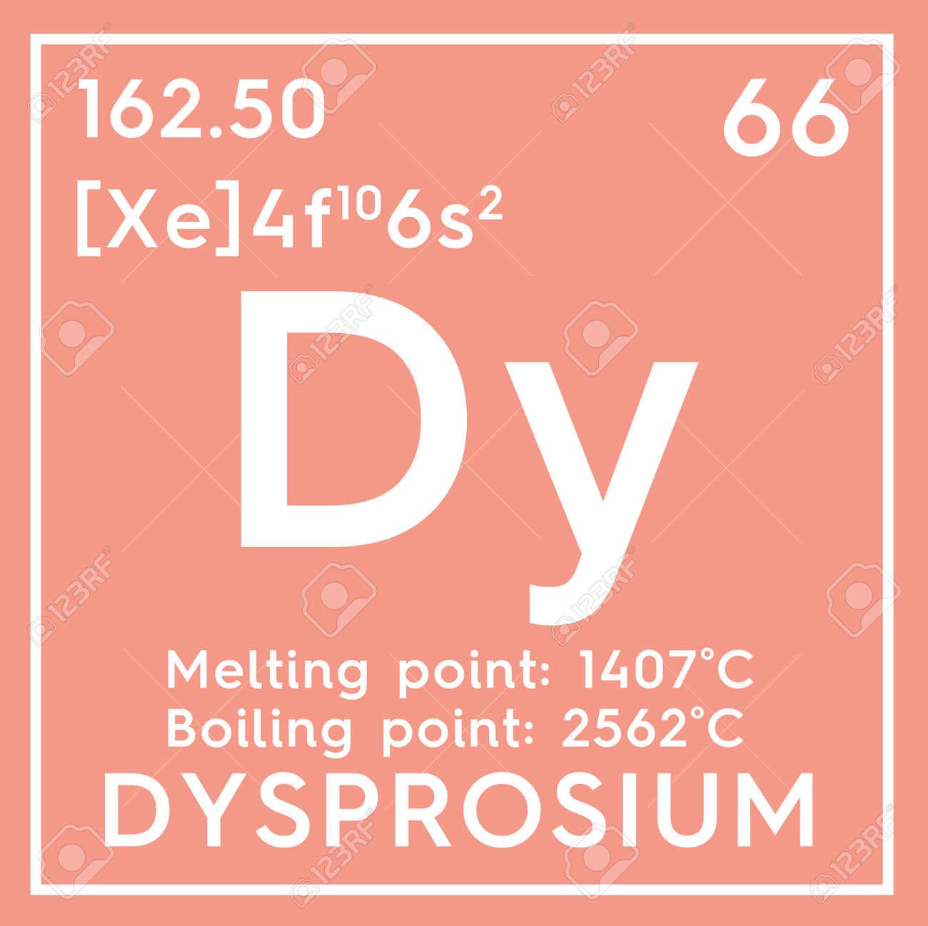 Disprosio lanthanoids elemento qumico de la tabla peridica de elemento qumico de la tabla peridica de mendeleev disprosio en concepto urtaz Choice Image