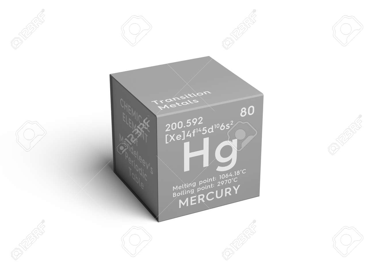 Mercury transition metals chemical element of mendeleevs periodic mercury transition metals chemical element of mendeleevs periodic table mercury in a square urtaz Image collections