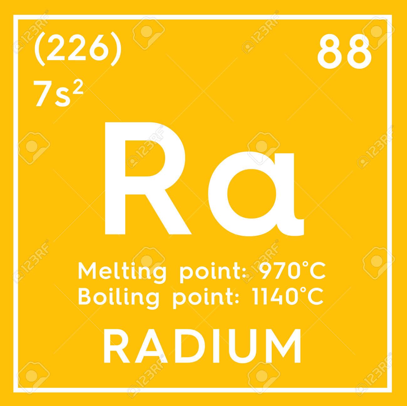 Radio metales alcalinotrreos elemento qumico de la tabla foto de archivo radio metales alcalinotrreos elemento qumico de la tabla peridica de mendeleev radium en cubo cuadrado concepto creativo urtaz Images