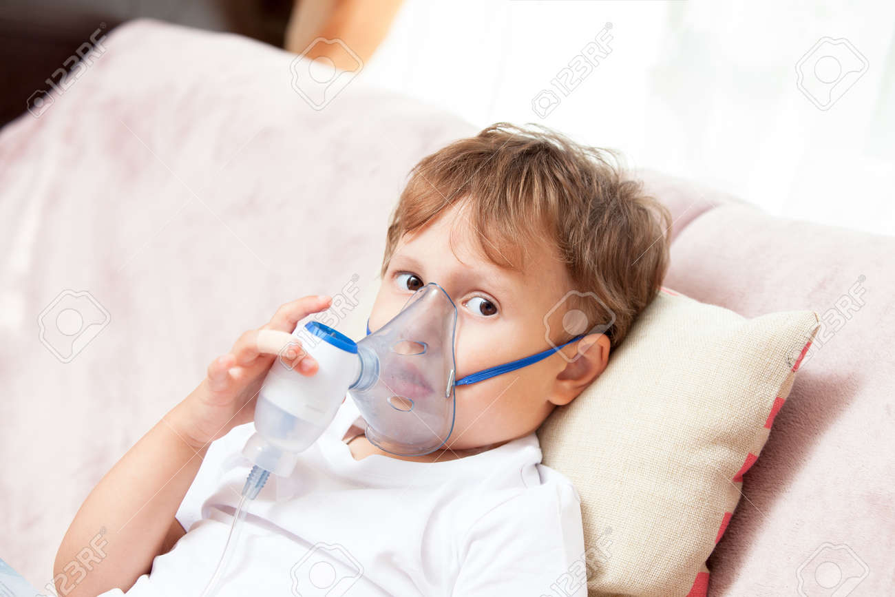 How to do inhalations with a nebulizer