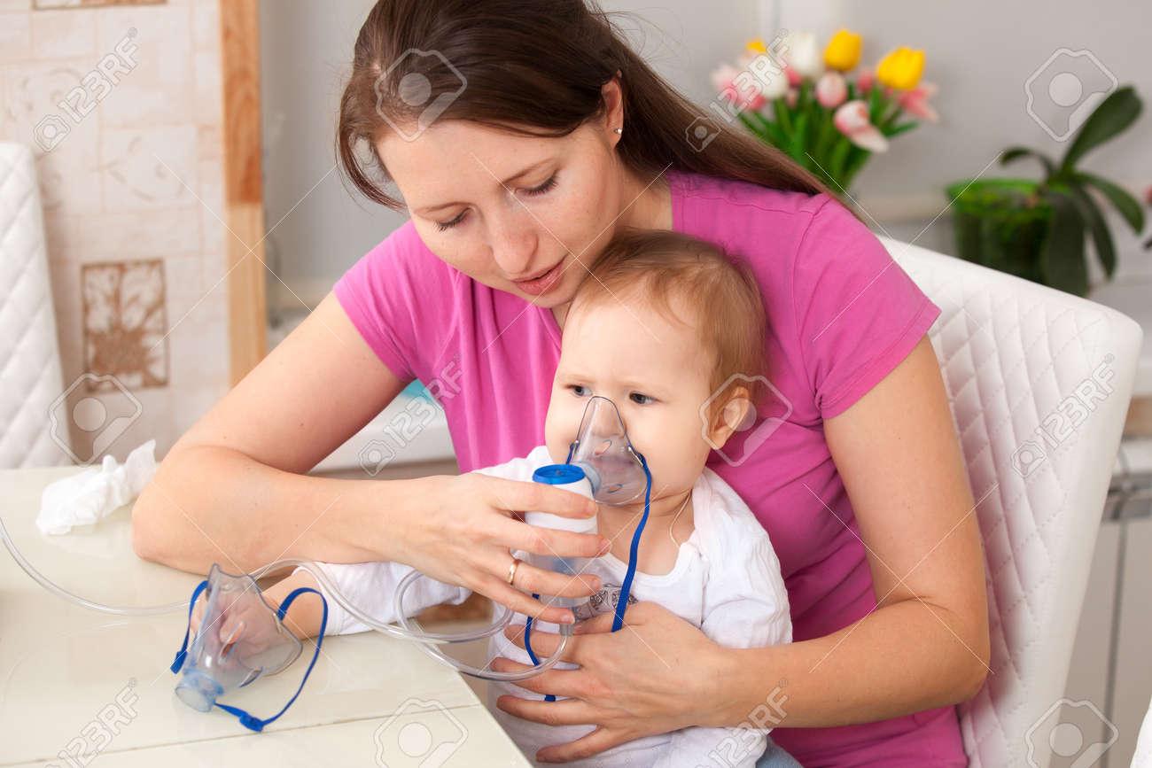 inhalation to a child under one year - 66222632