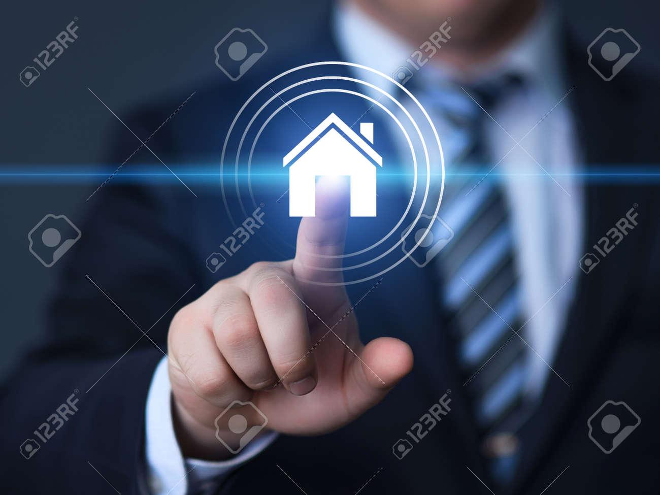 Property Management concept. - 86481452