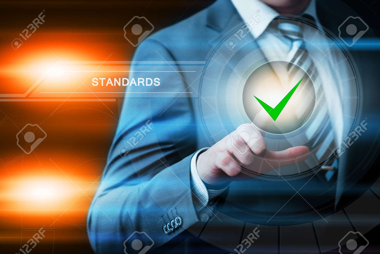 Standard Quality Control Concept. - 87113841