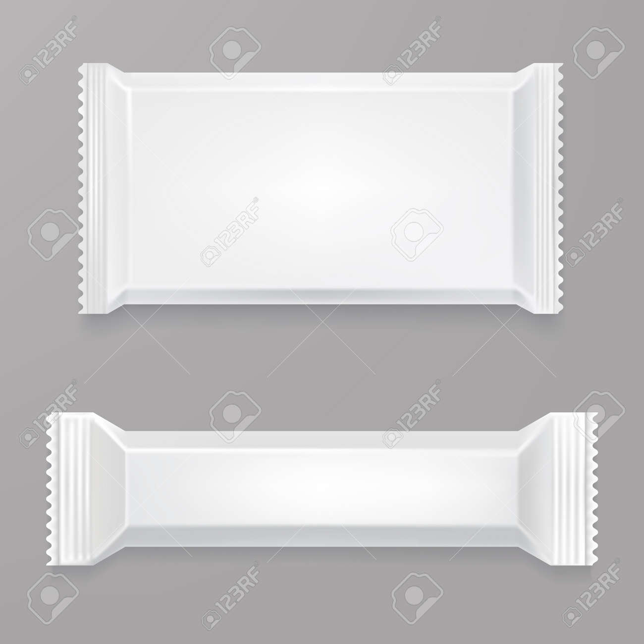 Blank Chocolate Bar Wrappers