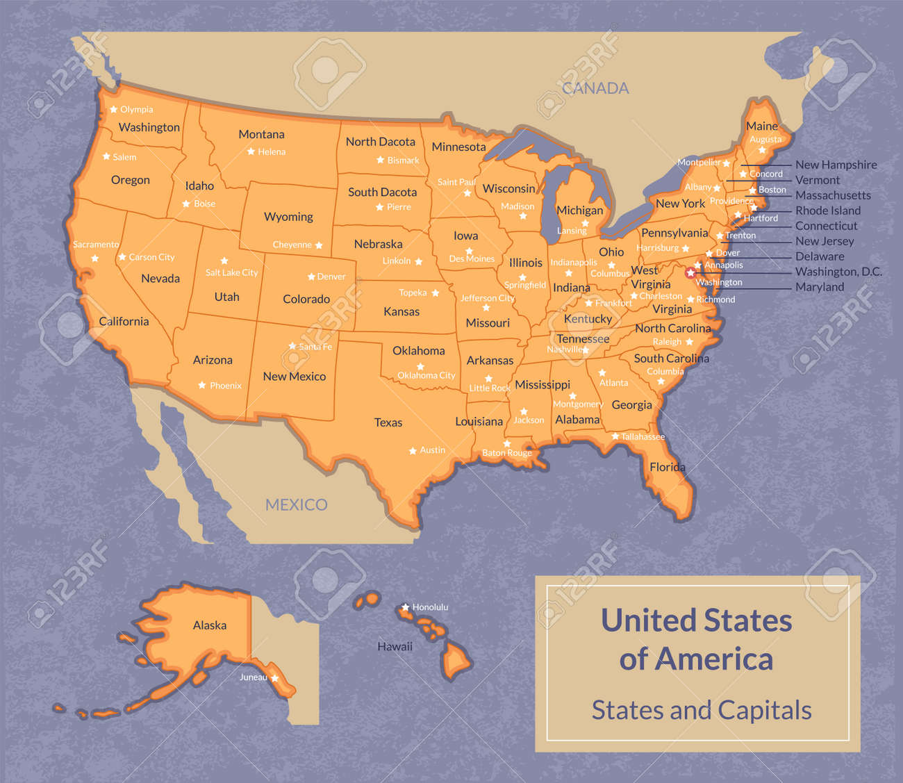Usa maps with capitals south america map with states and capitals usa maps with capitals 100 usa map states and capitals how high are capital gains taxes sciox Gallery