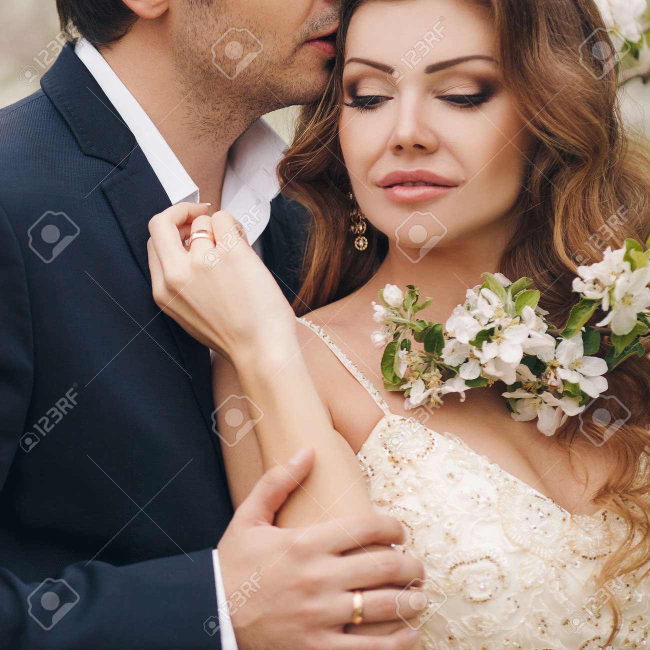 Capelli da matrimonio uomo