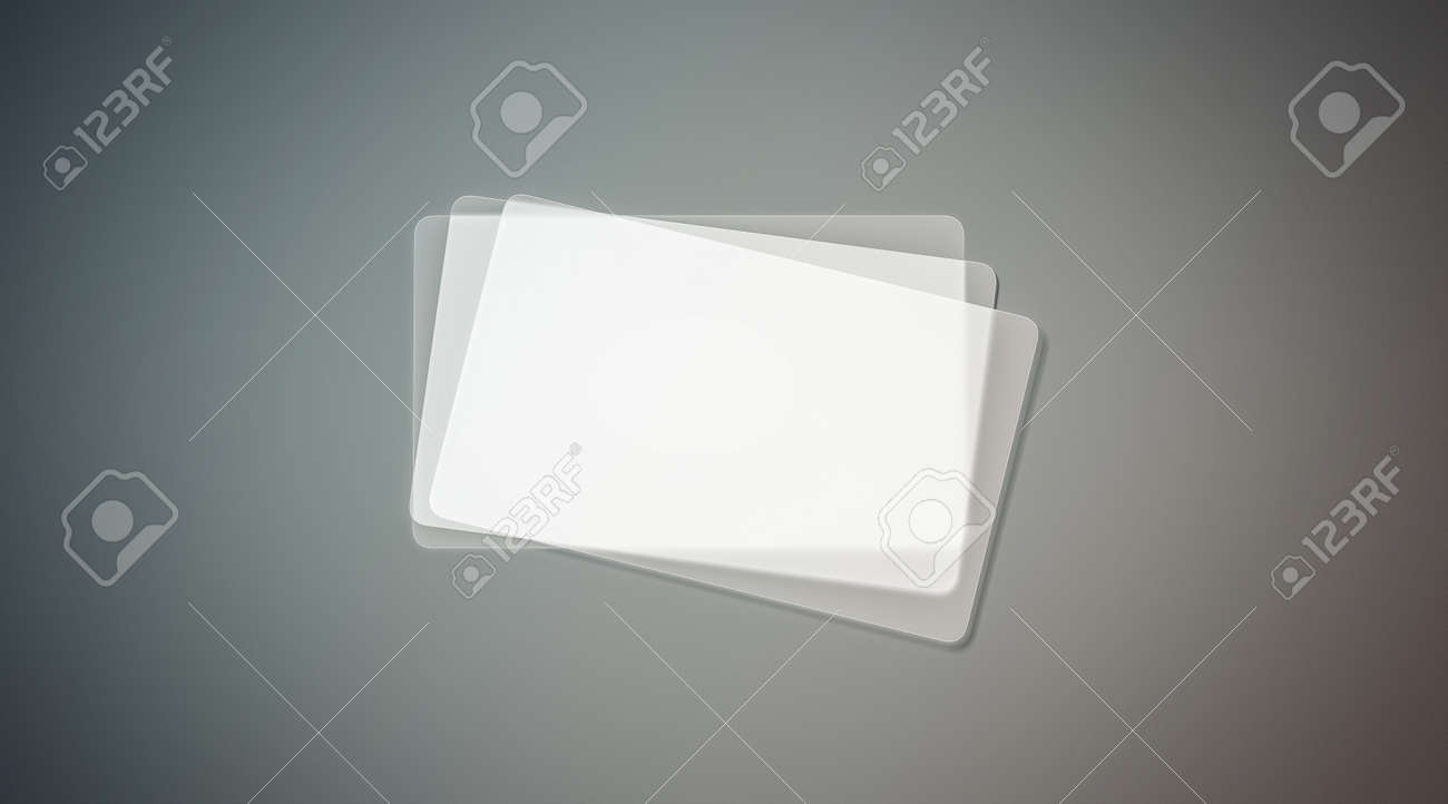 Blank plastic transparent business cards stack mock up 3d rendering blank plastic transparent business cards stack mock up 3d rendering clear pvc namecard mockup colourmoves