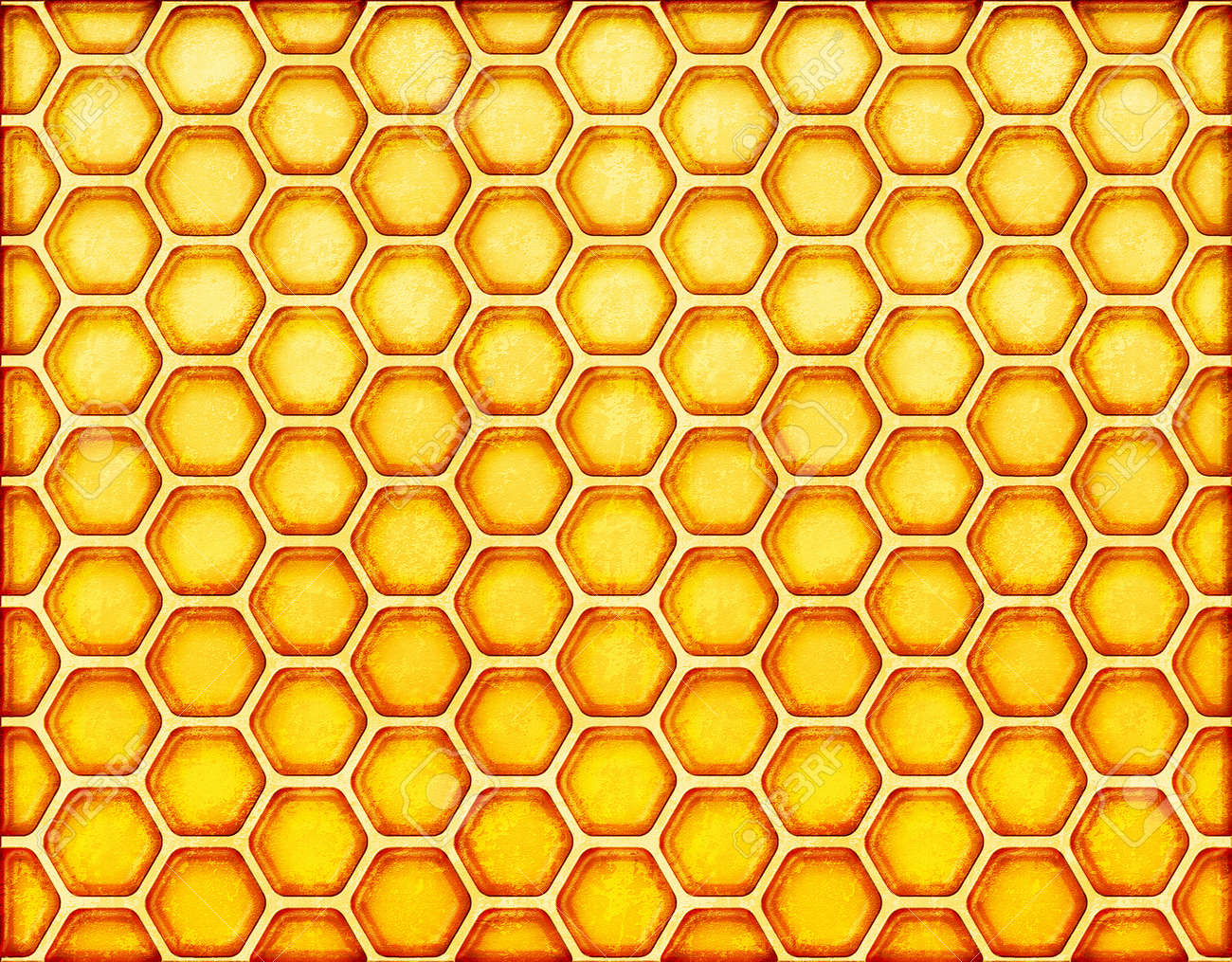 Yellow honeycomb background vintage style with scratch stock yellow honeycomb background vintage style with scratch stock photo 13894581 voltagebd Image collections