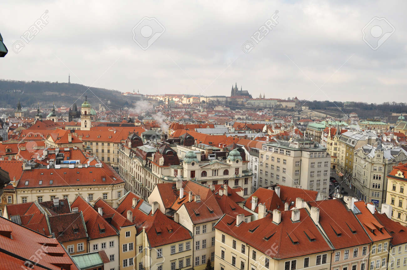 Old town Stock Photo - 13522703
