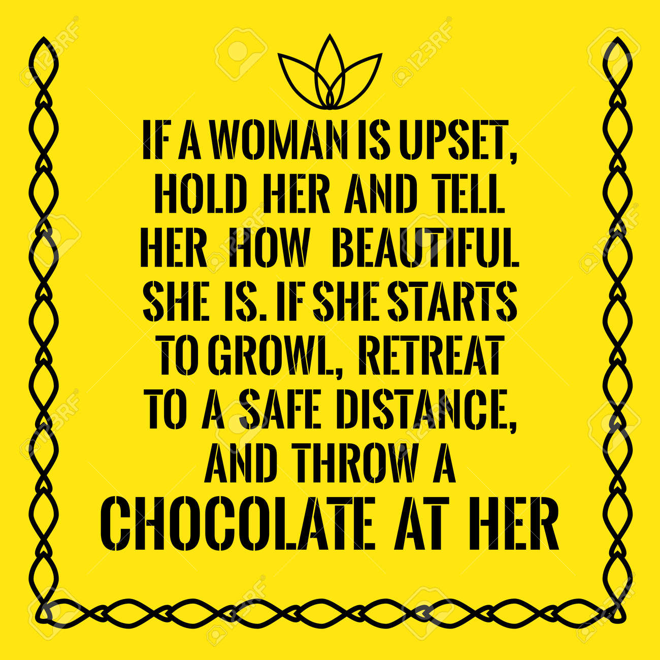 what to say to a woman when she is upset