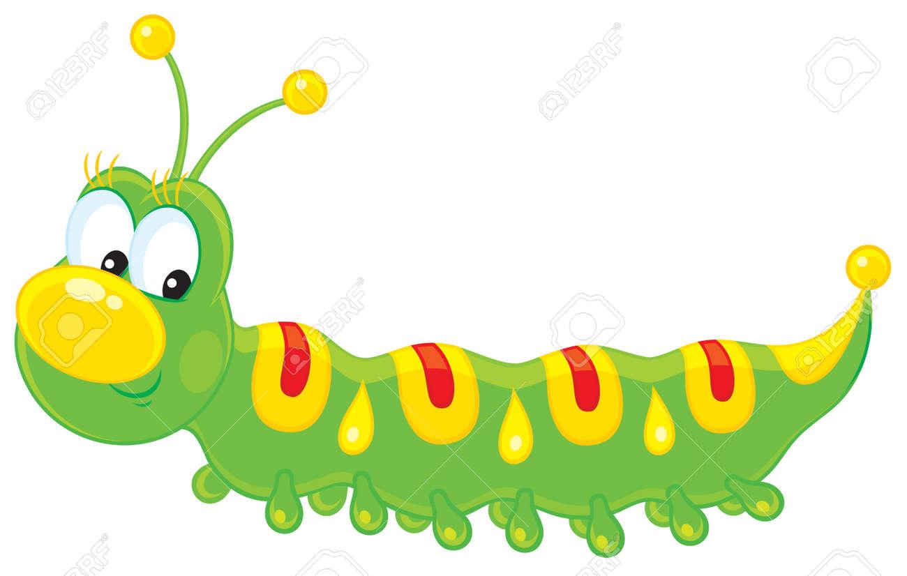 caterpillar cartoon stock photos u0026 pictures royalty free
