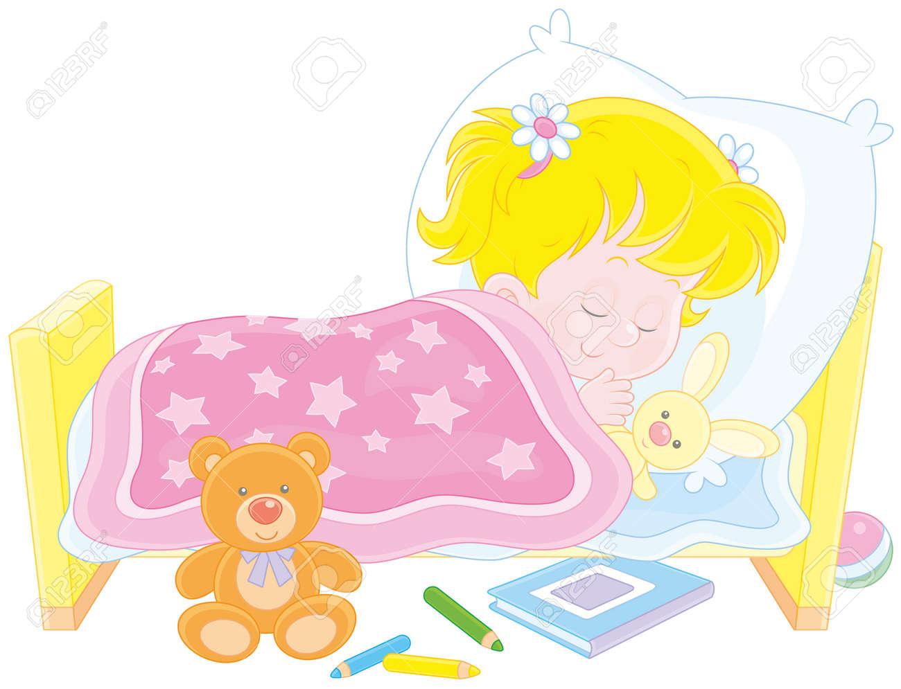 Girl sleeping - 40861259