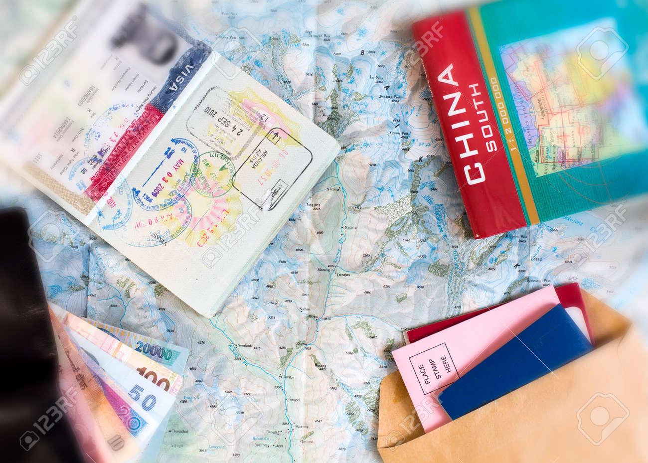 Aide pour la demande de visa