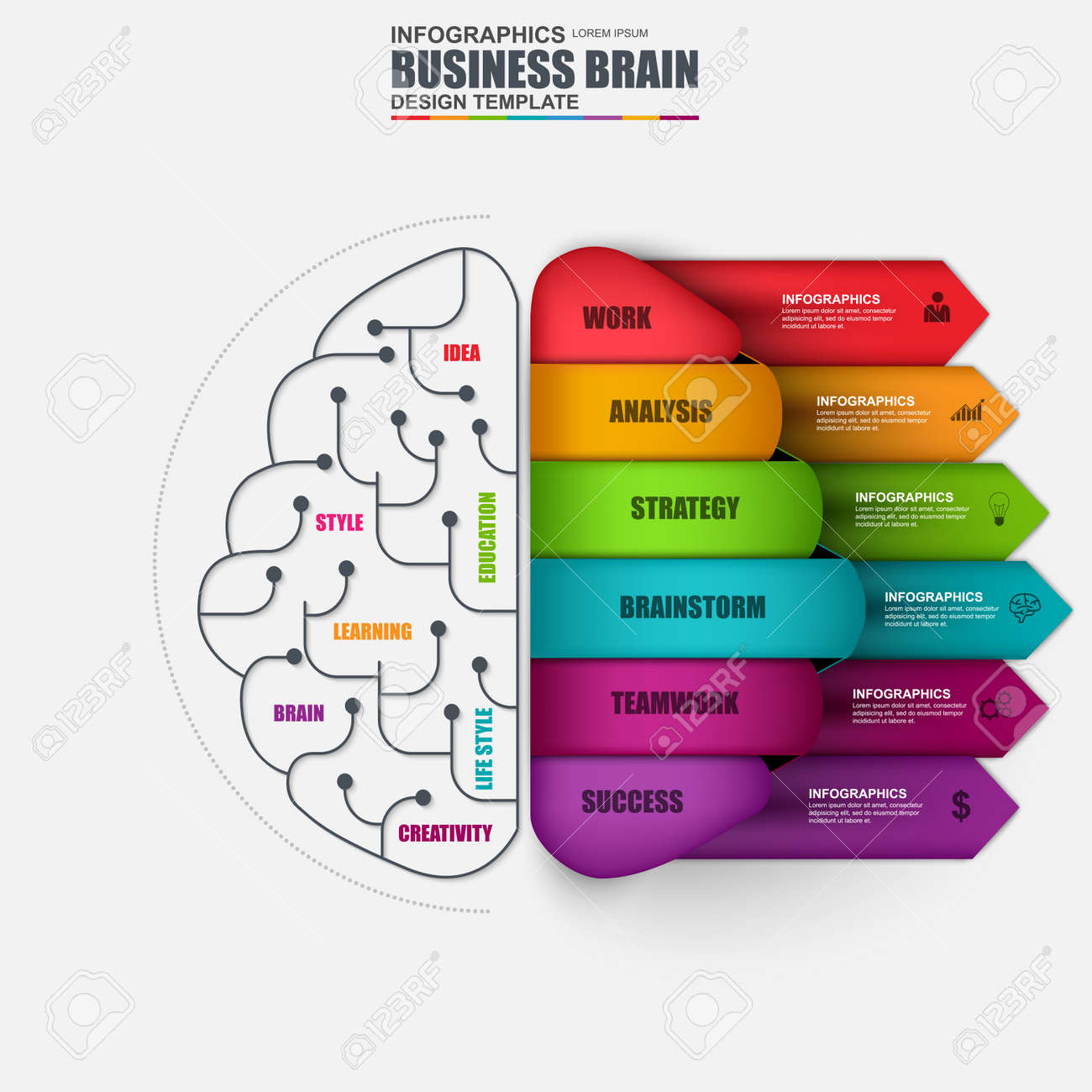 brainstorming template