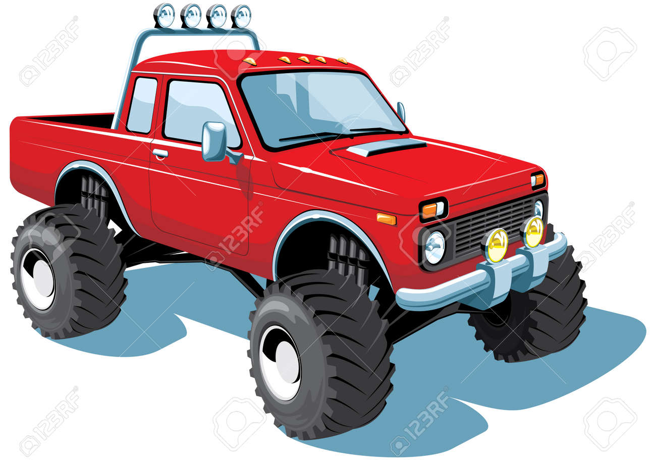 7 148 pickup truck stock vector illustration and royalty free