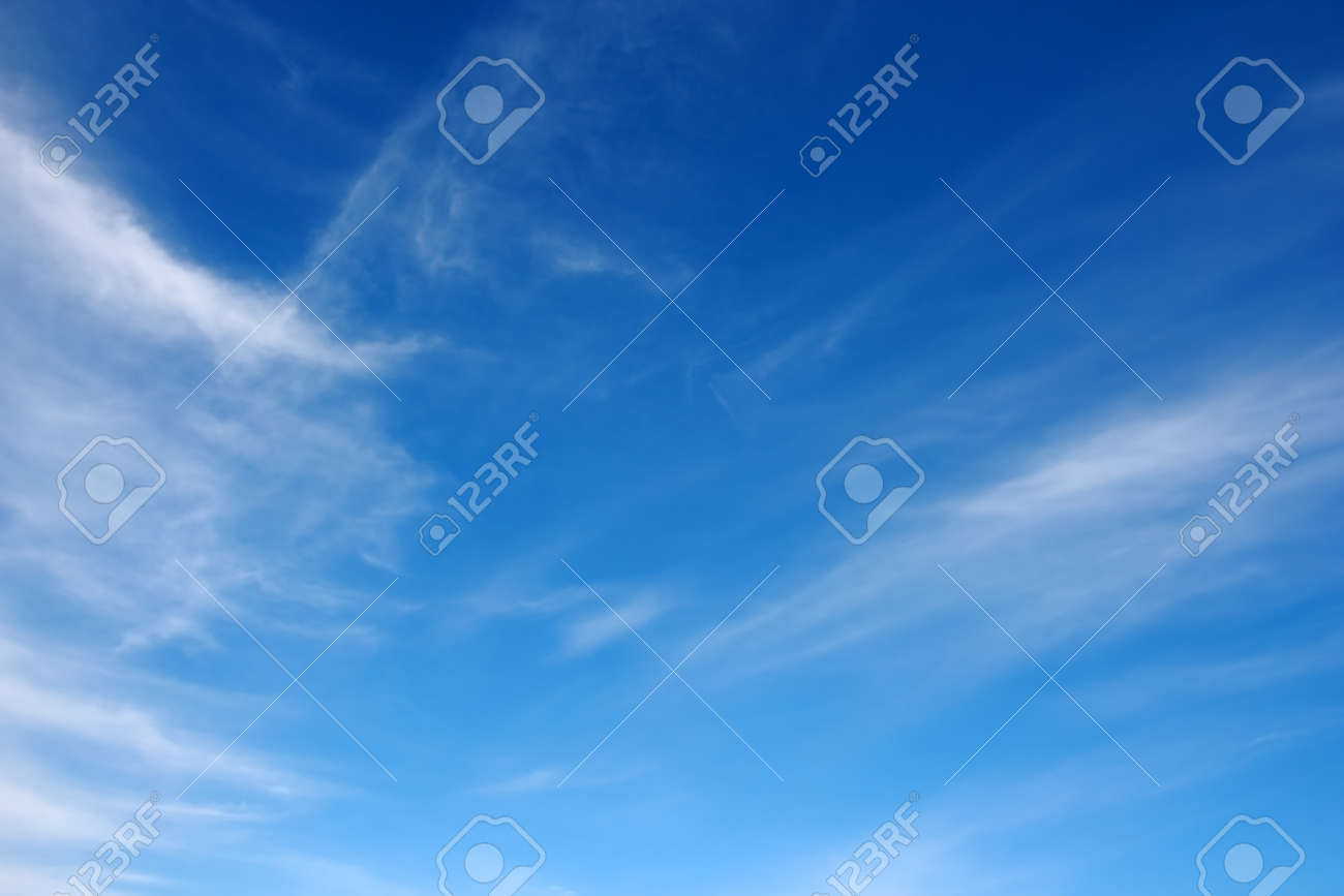 Sky over horizon and clouds Stock Photo - 17439322