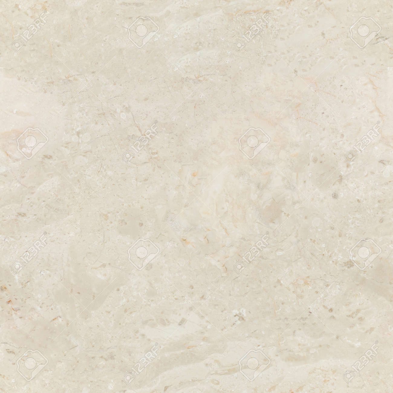 Seamless beige marble background with natural pattern. Tiled cream marble stone wall texture. Stock Photo - 48245835