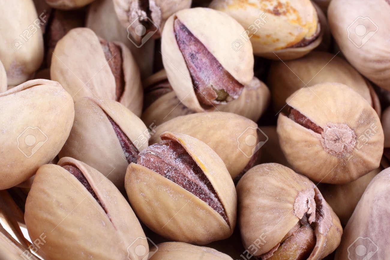 Pistachio nuts background - 146301923