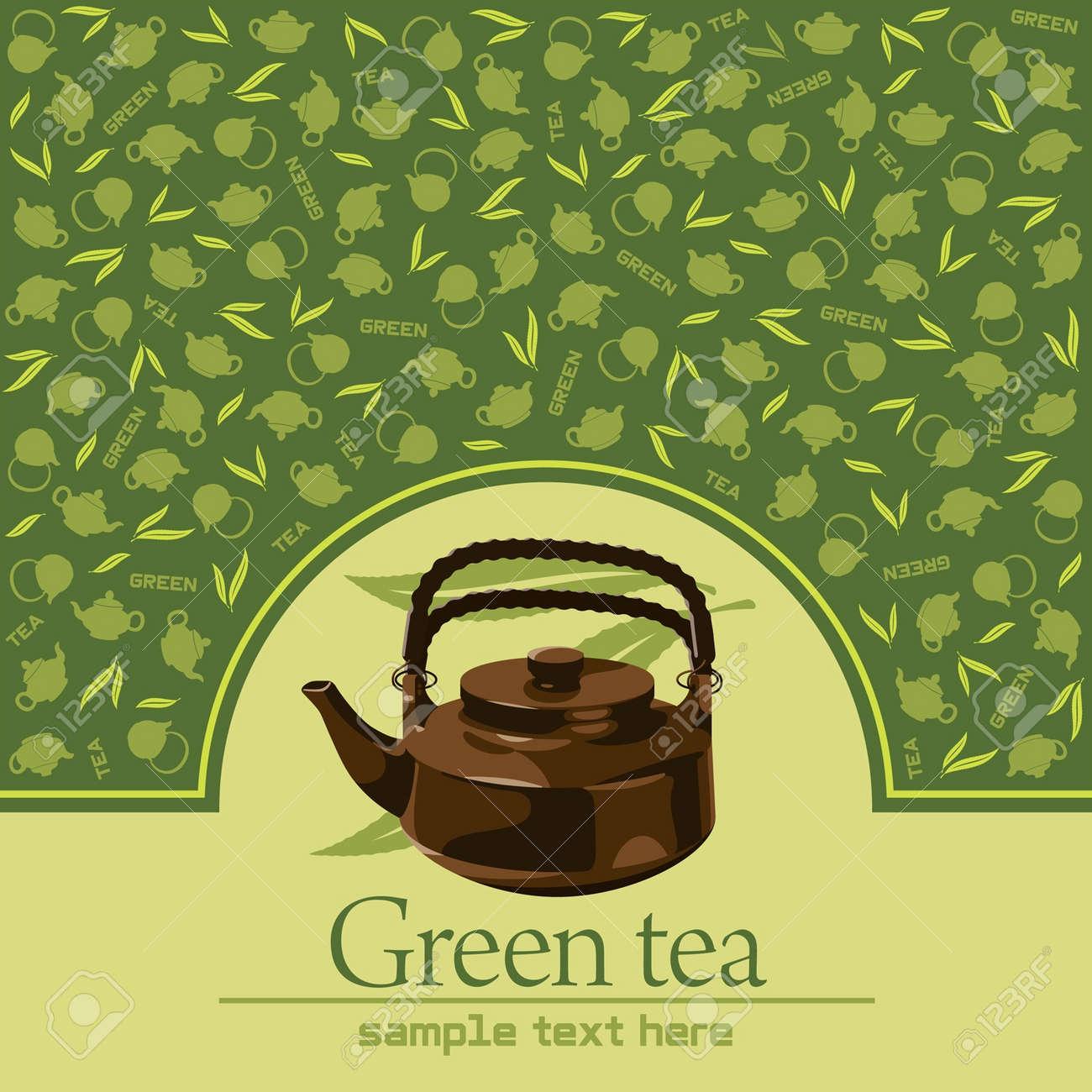 Green tea - 14631664