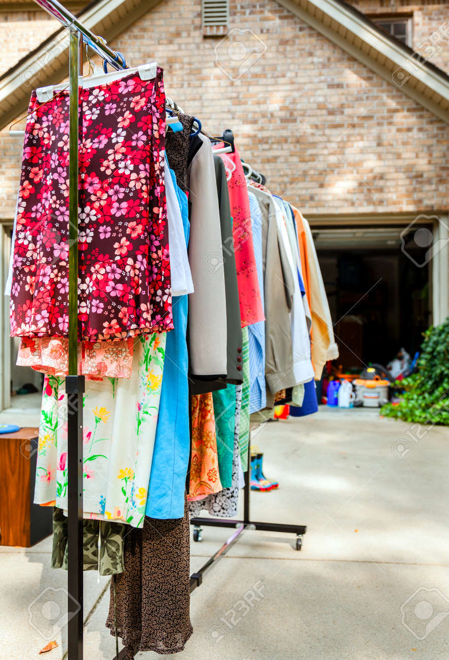 Garage sale Stock Photo - 23903847
