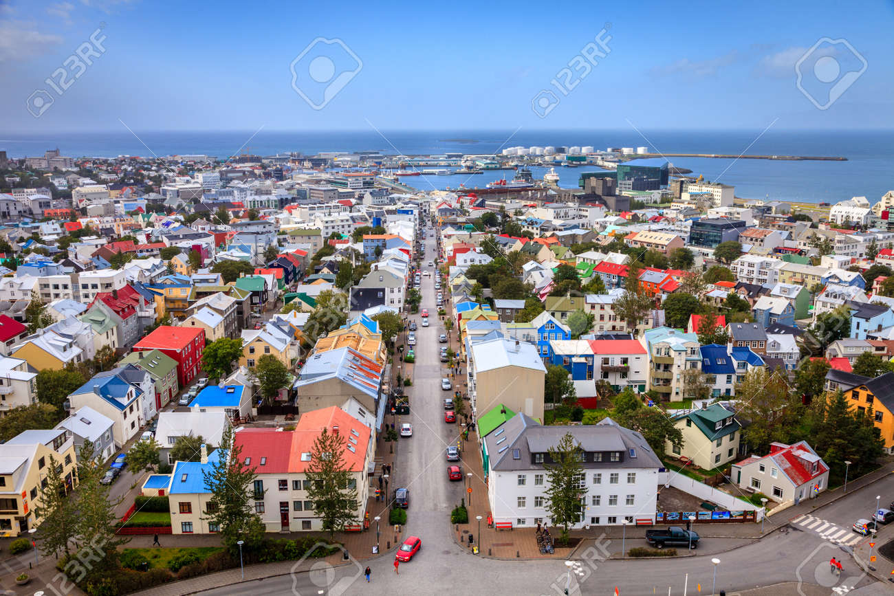 Reykjavik, Iceland Stock Photo - 29290150